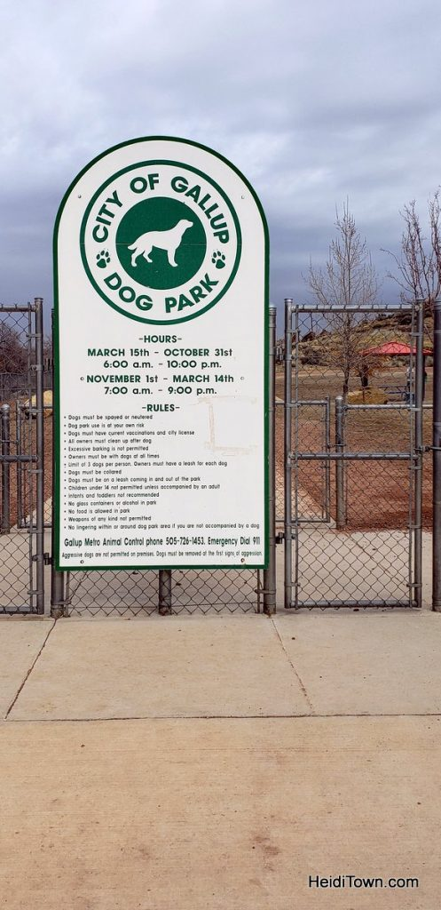 Traveling with a Dog The Importance of Dog Parks. HeidiTown.com (4)