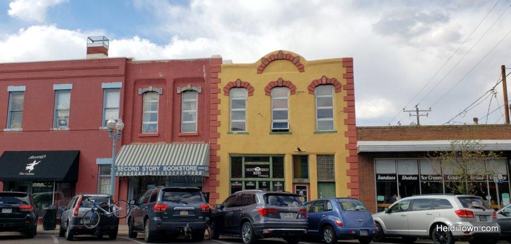 Celebrate Al Fresco in Downtown Laramie, Wyoming. HeidiTown (2)