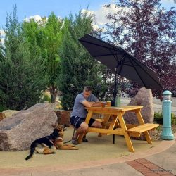 Celebrate Al Fresco in Downtown Laramie, Wyoming