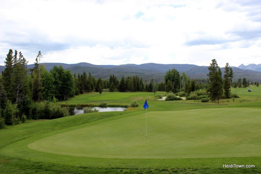 While Not at the Lake in Grand Lake, Colorado Golf. HeidiTown (12)