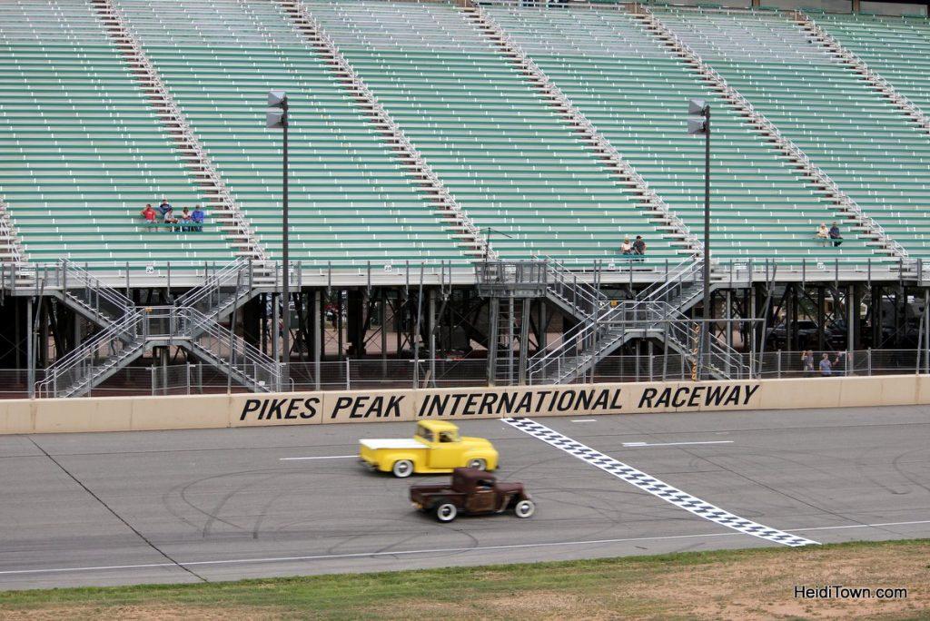 Old Cars, Fast Cars & Pinups at Pikes Peak International Raceway. HeidiTown (20)