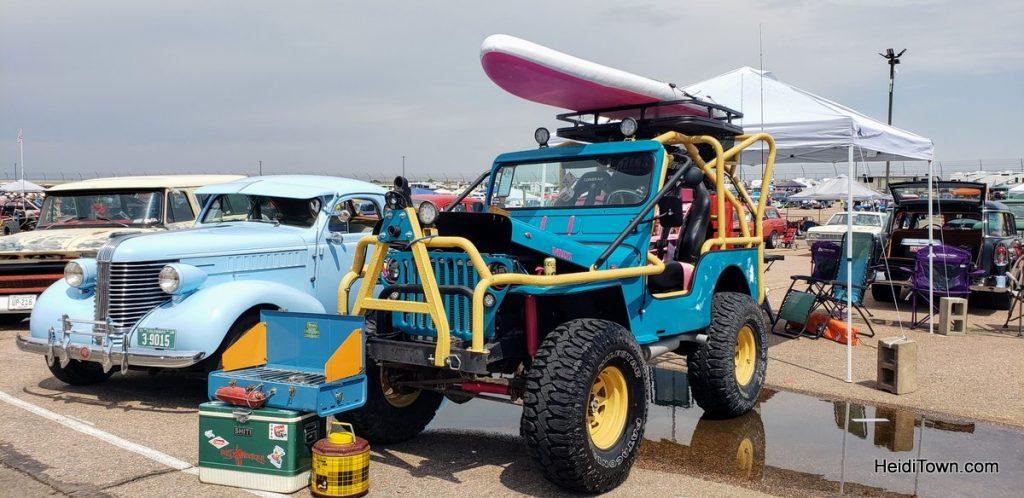 Old Cars, Fast Cars & Pinups at Pikes Peak International Raceway. HeidiTown (7)