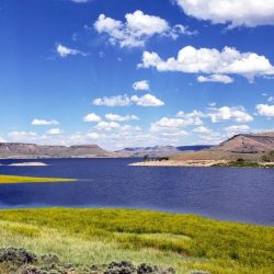 Road Trip Colorado Scenic Byways. HeidiTown (Blue Mesa Reservoir 2019)