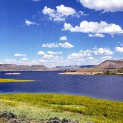 Road Trip Colorado Scenic Byways. HeidiTown (Blue Mesa Reservoir 2019)