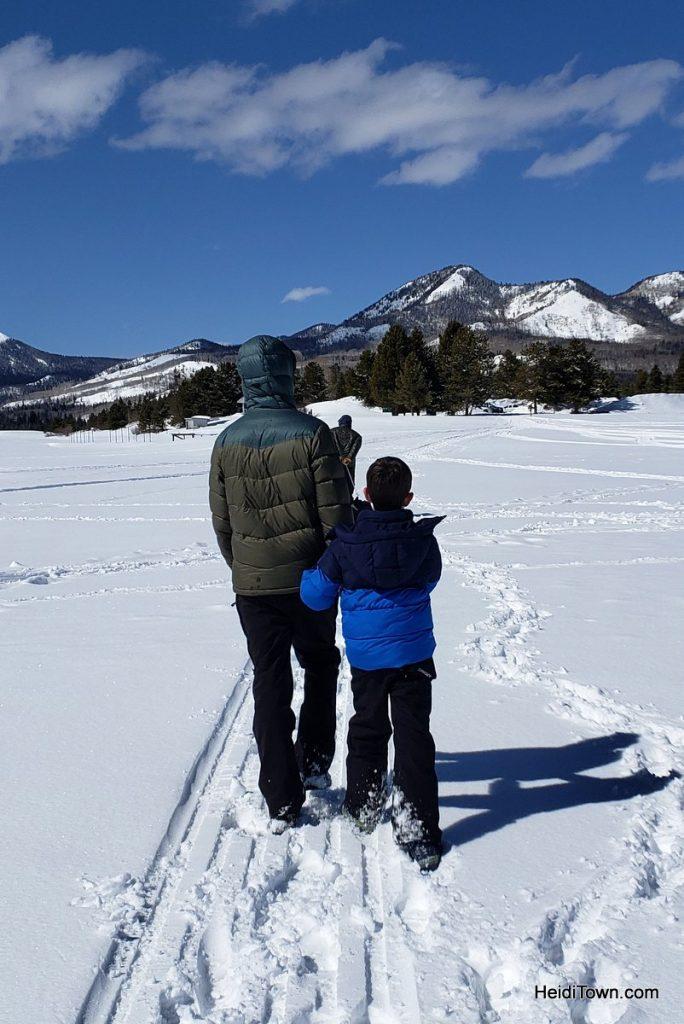 Archery, Ice Fishing & Snoga at Vista Verde Ranch in Colorado. HeidiTown (14)