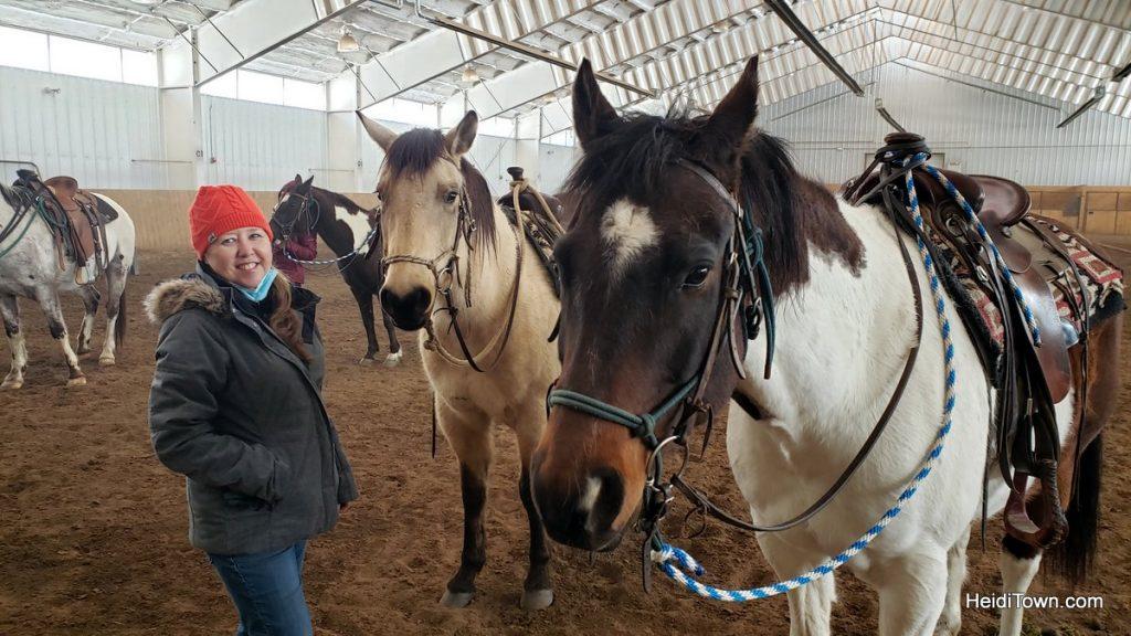Hot Tubs & Horses at Vista Verde Ranch in Colorado. HeidiTown (5)