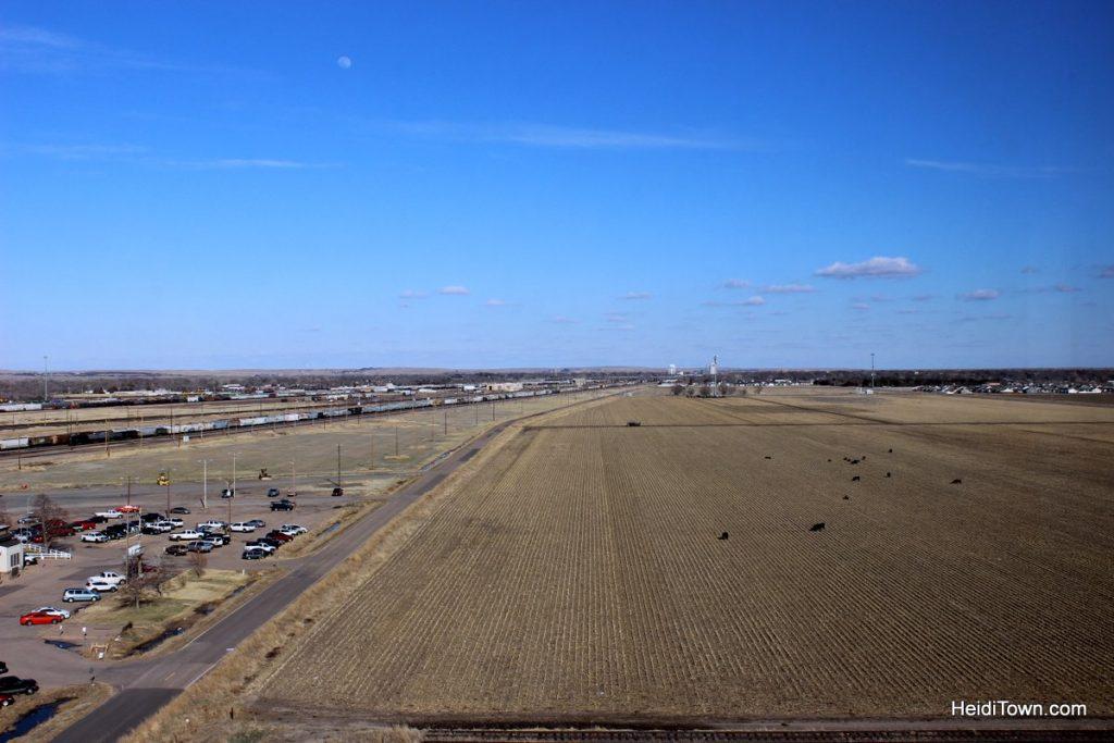 North Platte, Nebraska Trains, Trains and more Trains. Golden Spike Tower. HeidiTown (4)