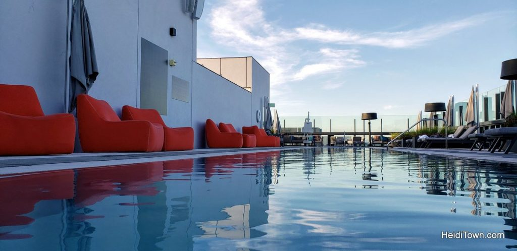 Stay and Swim on Colorado's Front Range this Summer 3 Hotels with a Pool. HeidiTown The Jacquard (7)