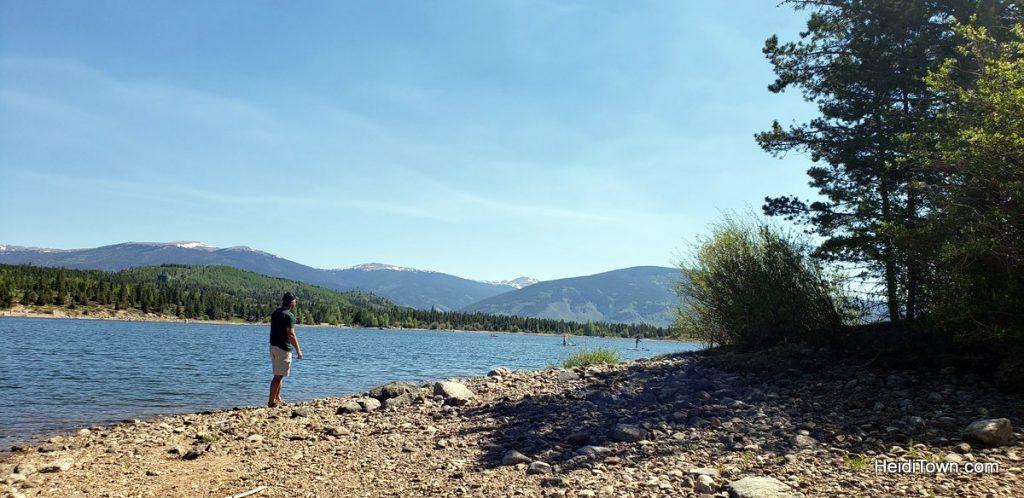 Kayak Lake Dillon From Frisco Bay Marina in Frisco, Colorado. HeidiTown (5)