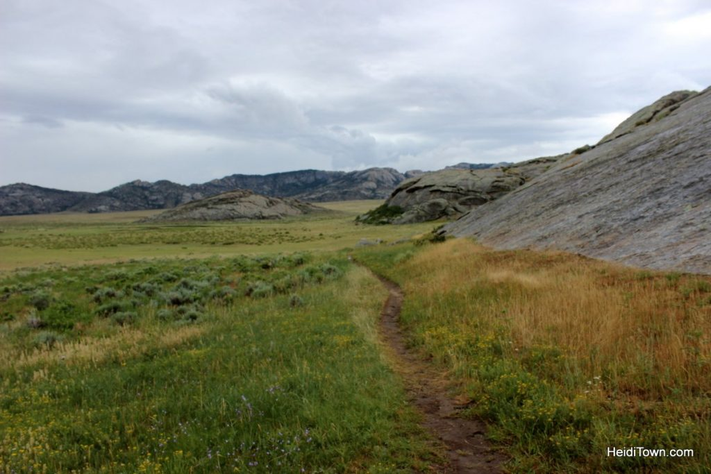 The Way West Trails and Rocks in Casper, Wyoming. HeidiTown (12)