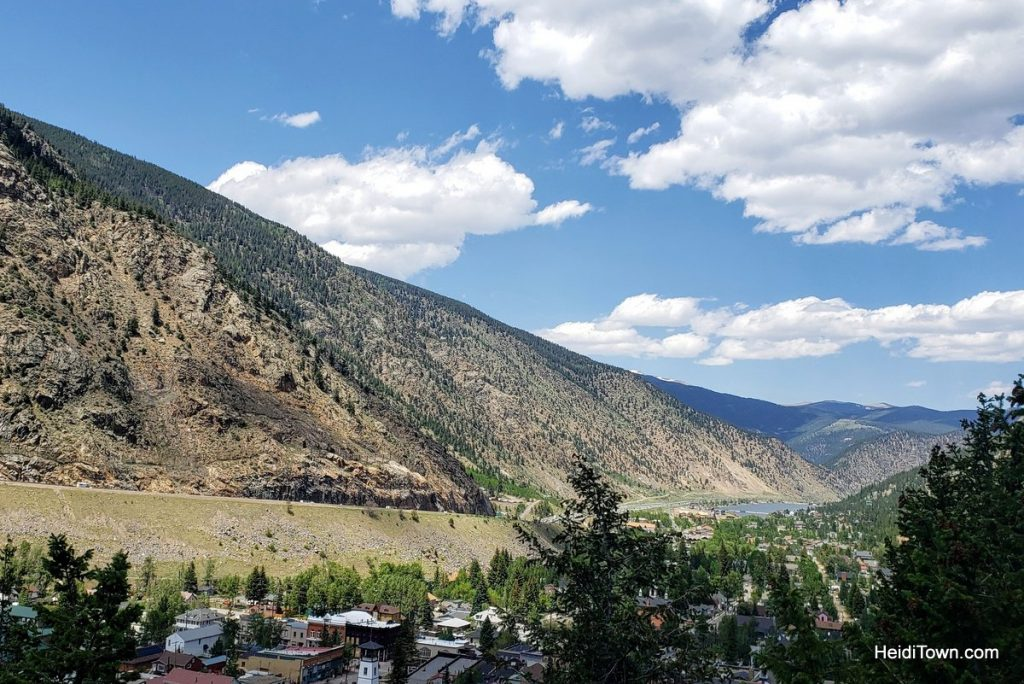 An Epic Hamburger, Excellent Pizza & Best Lunch Deal in the Mountains Georgetown, Colorado. HeidiTown (1)