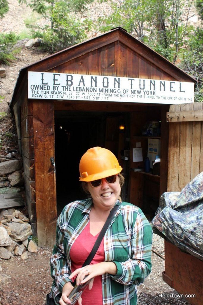 Mine Tour, Georgetown, Colorado. Lebanon Mine. HeidiTown (5)