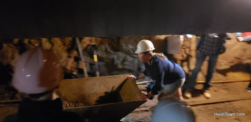 Mine Tour in Georgetown, Capital Prize Gold Mine. HeidiTown (4)