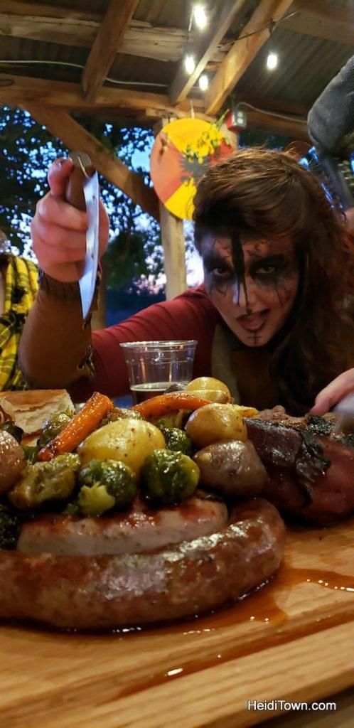 The Barbarian Feast Fur, Fun, Food and Beer, HeidiTown (0)