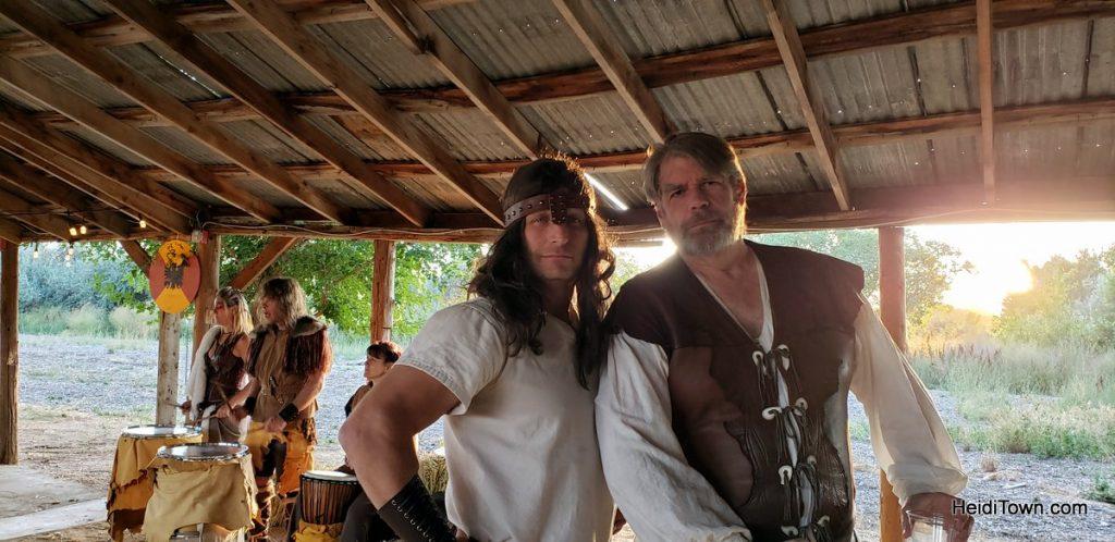 The Barbarian Feast Fur, Fun, Food and Beer, HeidiTown (2)