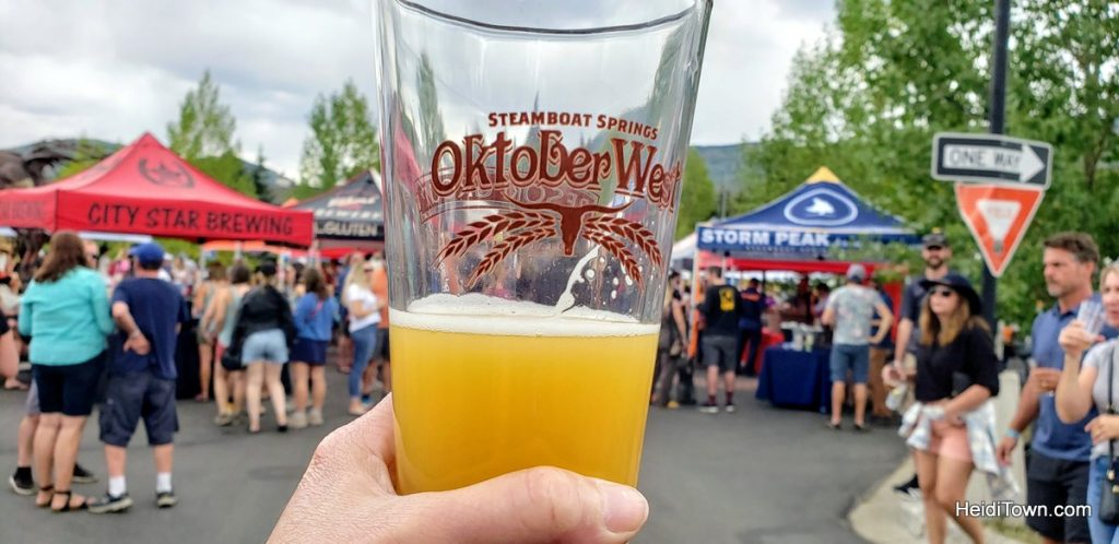 What's New in Steamboat Springs + OktoberWest Fun. HeidiTown (2)