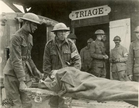 Triage WWI