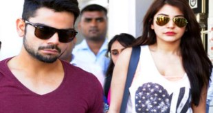 Famous Indian cricketer Virat Kohli confirmed relationship with Bollywood actress Anushka Sharma 11