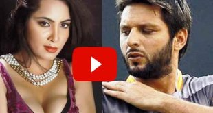 Indian actress Arshi Khan claims she pregnant with Shahid Afridi's baby 8