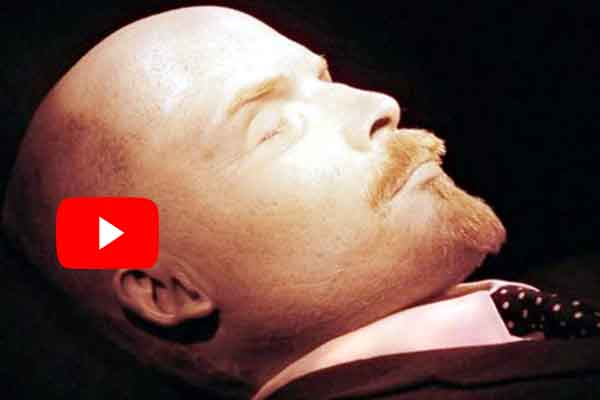 Vladimir Lenin body preservation Russia spend $200,000 over 90 years.