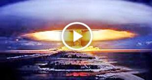Atomic bomb video footage explosion watch live destruction Hiroshima and Nagasaki 4