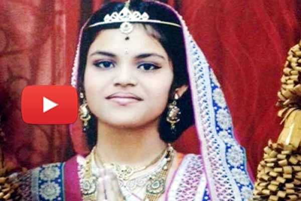 68 days fasting 13-year-old girl died from hunger during the holy period.