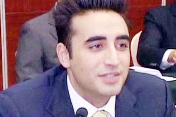 PPP made clear party extended support government over Kashmir issue.