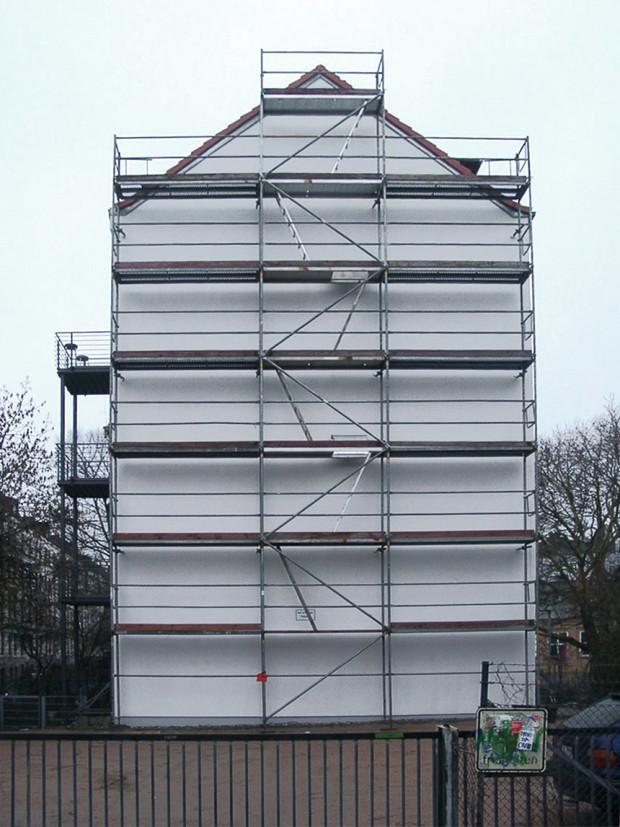 HZ_o.T., 2004, Sternstraße, Dispersion auf Wand, Hamburg