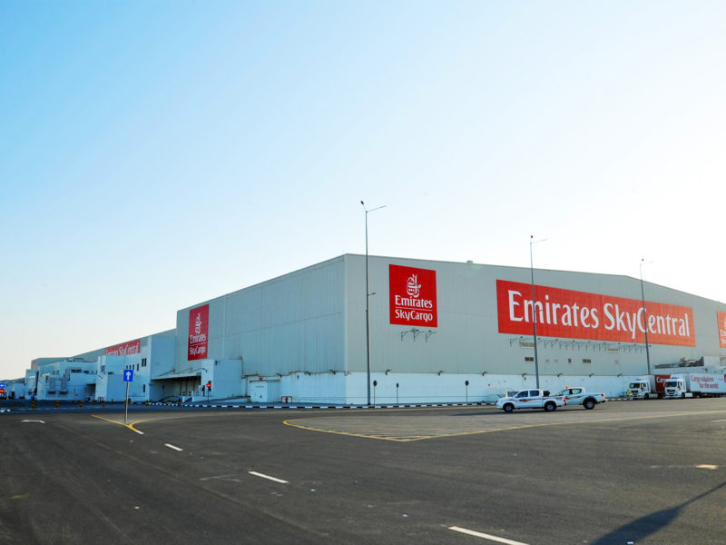 Emirates Sky Central
