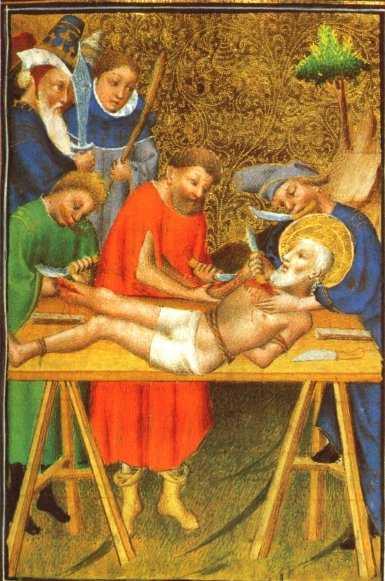 Seit seiner Entstehung gehört das Christentum zu der Religion, die sich heftigsten Verfolgungen ausgesetzt sieht. Die Liste christliche Märtyrer ist lang und reicht weit in die Neuzeit hinein.