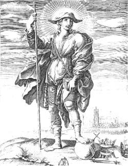 sveti Jošt - puščavnik