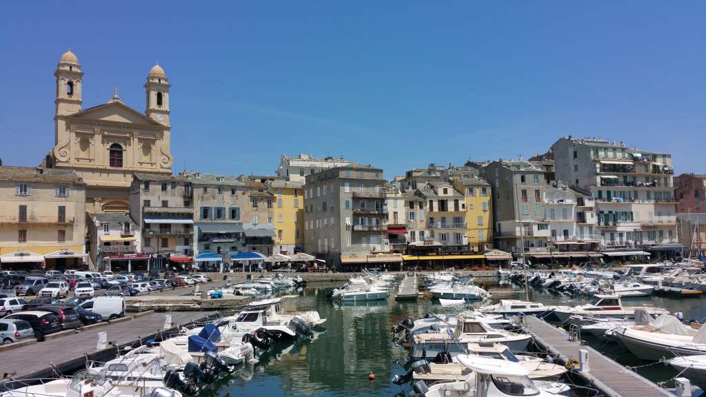 Korsika Tag 6 – Bastia und Strand