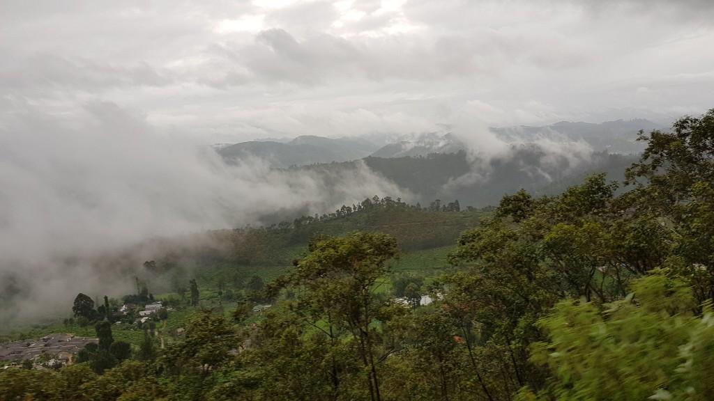 Sri Lanka – Tag 8 - Fahrt nach Ella
