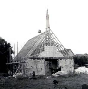 Kir99 133 1967Friedhofskapellenbau