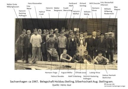 1001 1947StellingBelegschaft