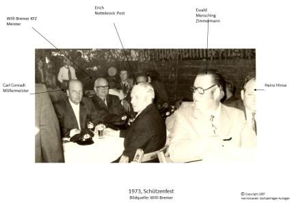 2007 1973 Schützenfest