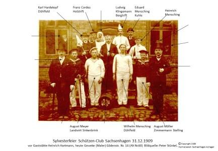 2108 1909-12-13 Schützenclub Sachsenhagen