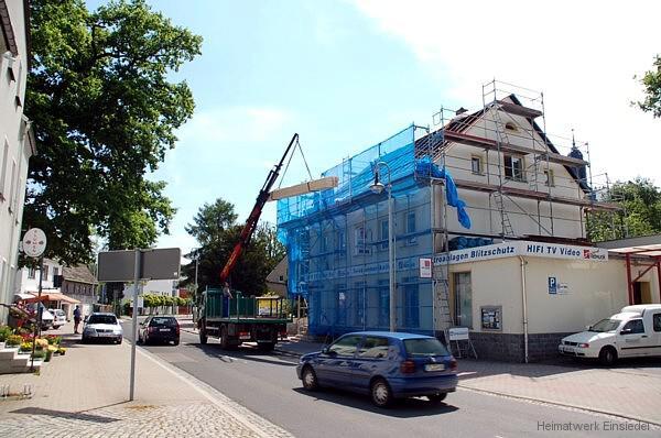 Einsiedler Hauptstr. 68 am 26. Mai 2011