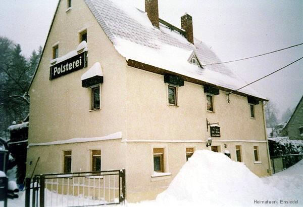 Rosenstraße 12 im Winter 2006
