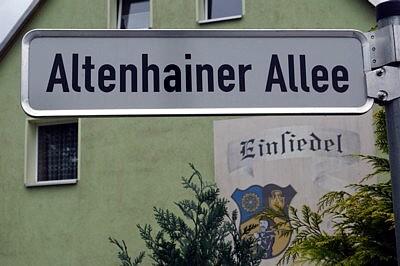 Altenhainer Allee Einsiedel