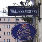 Schrebergartenweg Chemnitz Gartenheim Waldesrauschen Einsiedel