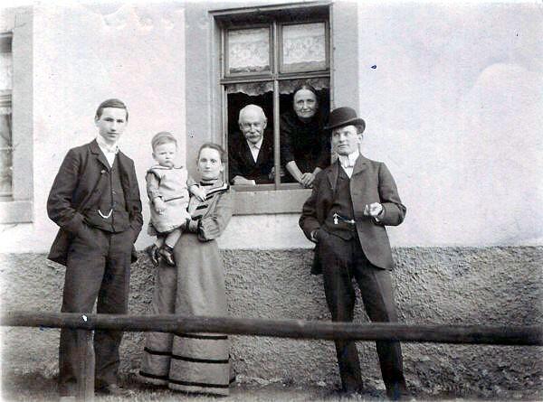 In der Seilerstraße 1 1904