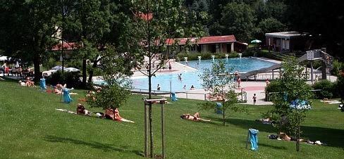 Badfest im Freibad Einsiedel am 2.8.15