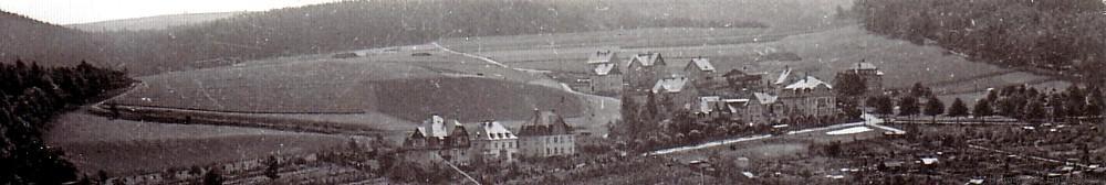 Dittersdorfer Straße Einsiedel 1928