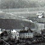 Dittersdorfer Straße 1928 fast unbebaut