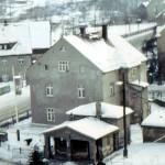 Früher Wohnhaus des Einsiedler Brauhauses, heute Lagerhalle