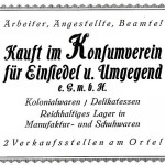 eh44 konsumverein werb 1926 ri start
