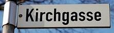 Kirchgasse Einsiedel