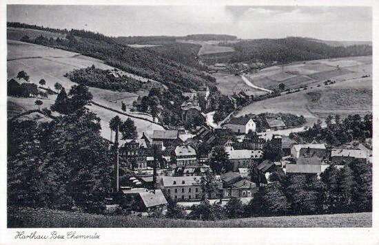 Chemnitz Harthau