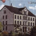Die alte oder 3. Schule in Einsiedel